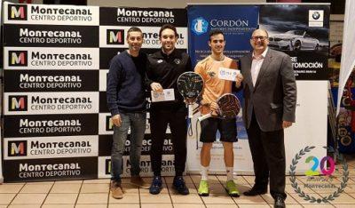 torneo padel cordón seguros 2018