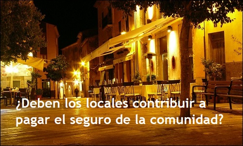 Seguro para locales edificios