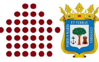 logo Huelva y administradores de fincas
