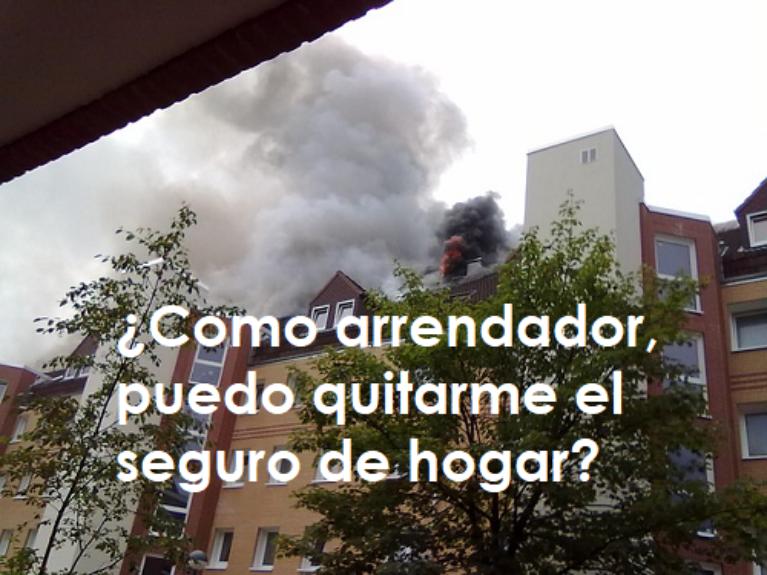 Seguro incendio