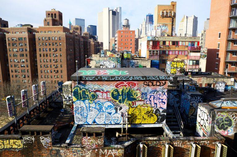 Grafitis comunidades