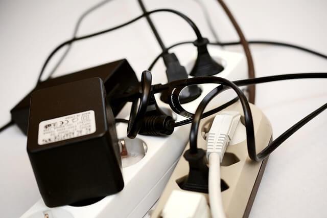 cables robar luz comunidad