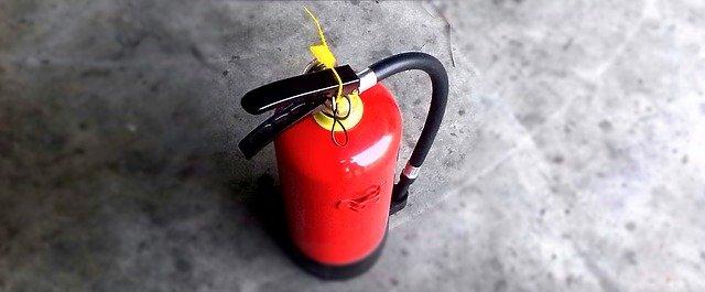 ¿es obligatorio el extintor?